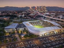 Rendering of Los Angeles Football Club Stadium