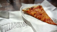 Pizzanista! in Downtown L.A.