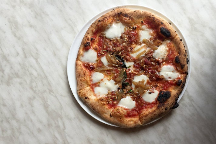800 Degrees Neapolitan Pizzeria in Downtown L.A.