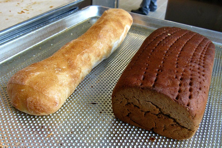 Bread at Hygge Bakery